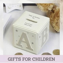 Engraved gifts for children