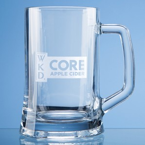 Personalised Pint Straight Sided Tankard - Image 1