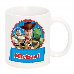 Personalised Disney Toy Story 3 Mug - Image 1