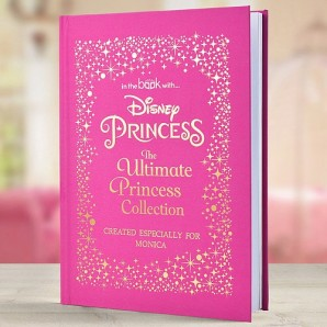 Personalised Disney Princess Ultimate Collection Storybook - Image 1