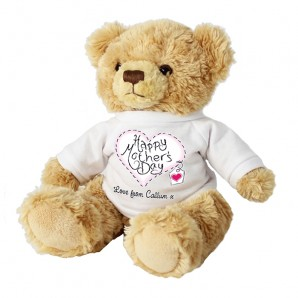 Personalised Mother's Day Teddy  - Image 1