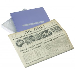 Authentic Newspaper From Any Date - Image 1