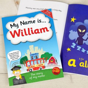 My Name Is... Personalised Book - Image 1
