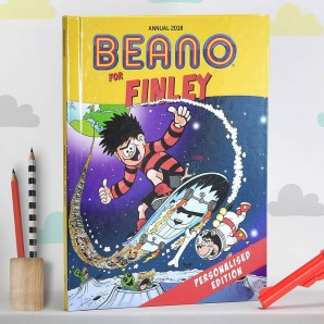 Personalised Beano Annual - Image 1