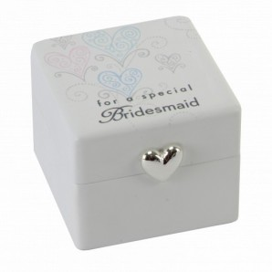 Bridesmaid Trinket Box - Image 1