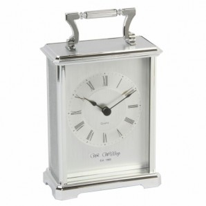 Personalised Carriage Clock - Image 1