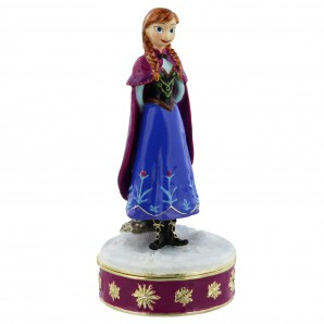 Personalised Disney Frozen Trinket - Anna - Image 1