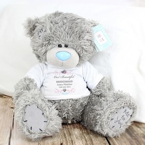 Personalised Me To You Teddy - Image 1