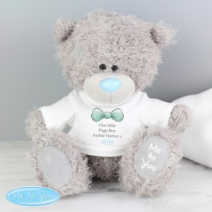 Personalised Me To You Boy Teddy - Image 1