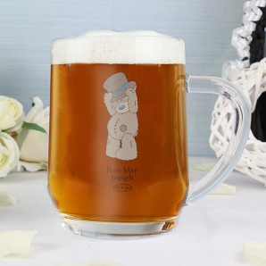 Me To You Personalised Wedding Tankard - Image 1