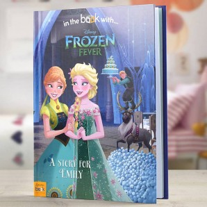 Personalised Disney's Frozen Fever Adventure Storybook - Image 1