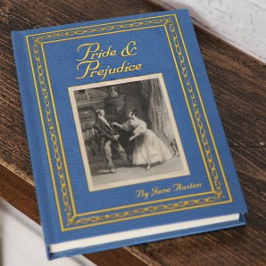 Personalised Pride And Prejudice Novel - Image 1