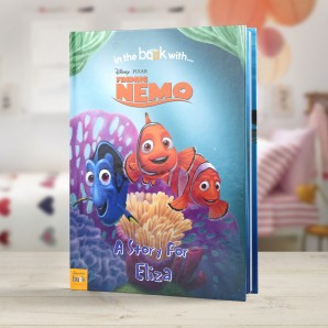 Personalised Finding Nemo Adveture Book - Image 1
