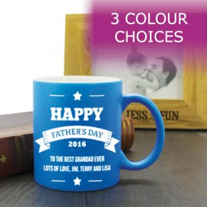 Personalised Father's Day Mug - Image 1