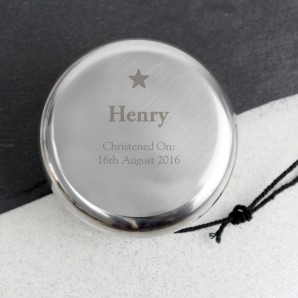 Personalised Star Design Yoyo - Image 1