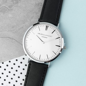 Men's Personalised Watch - Image 1
