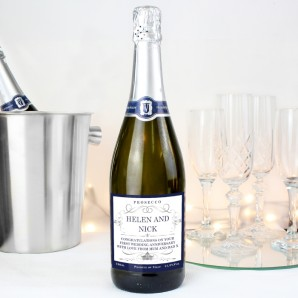 Personalised Bottle Of Prosecco  - Image 1