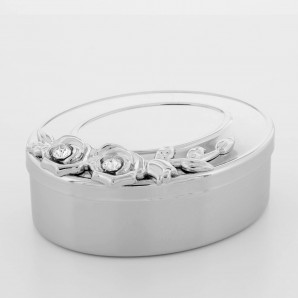 Crystocraft Box   For Engraving   Crystals From Swarovski  - Image 1