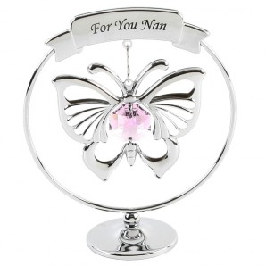 Crystocraft For You Nan Ornament   Crystals From Swarovski  - Image 1