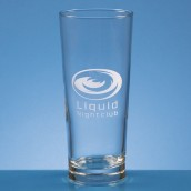 Personalised Pint Beer Glass