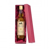 Personalised Wedding Single Malt Whisky Gift