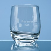 Personalised Crystal Whisky Glass