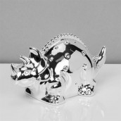 Personalised Friendly Dino Money Box