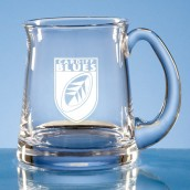 Personalised Toddington Beer Pint Tankard