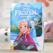 Disney Frozen Personalised Adventure Book