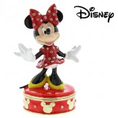 Disney Classic Personalised Trinket Box, Minnie Mouse