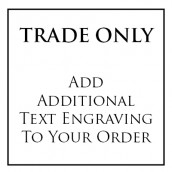 Order Add On - Extra Text