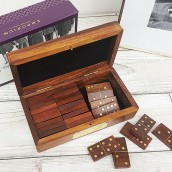 Personalised Dominoes Set