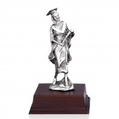 Pewter Graduation Award - Female