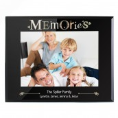 Personalised Memories Photo Frame