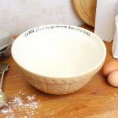 Personalised Baking Bowl