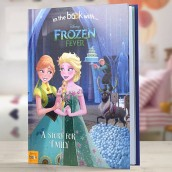 Personalised Disney's Frozen Fever Adventure Storybook
