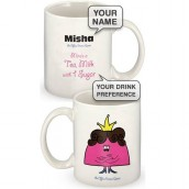 Personalised Drama Queen Mug