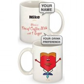 Personalised The Boss Male Mug