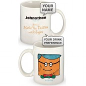 Personalised Geek Mug