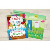 Personalised Learning To Count Book