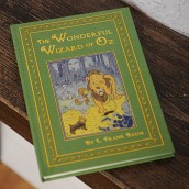 Personalised Wizard Of Oz Story Book