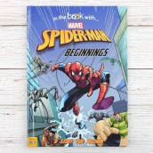 Personaised Spiderman Adventure Book