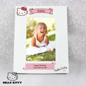 Personalised Hello Kitty Photo Frame