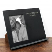 Personalised Family Message Board Photo Frame