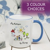 Your Child's Masterpiece Personalised Mug
