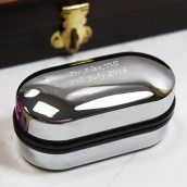 Personalised Cufflink Case