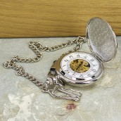 Personalised Deluxe Pocket Watch