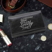 Personalised You Look Lovely Purse
