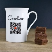 Personalised Secret Message Mug