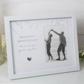 4  x 6     BY JULIANA  Anniversary Photo Frame   60